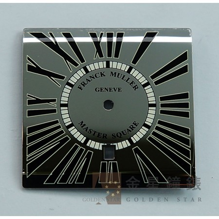 法蘭克穆勒 6000K Mirror專用面盤 鏡面